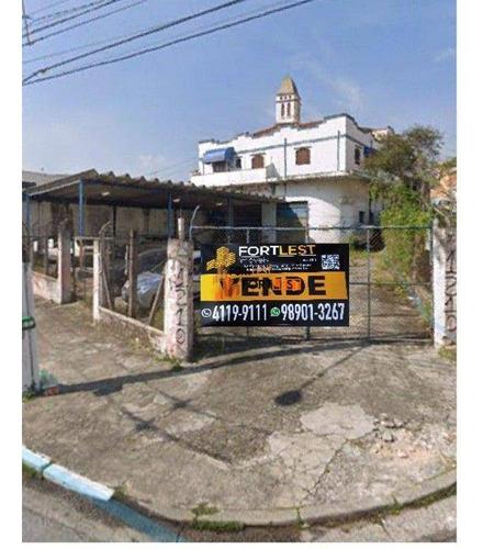 Imagem 1 de 5 de Área À Venda, 866 M² Por R$ 3.500.000,00 - Vila Carrão - São Paulo/sp - Ar0001