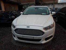 Sucata Ford Fusion Ecoboost 2015 Retirada Peças