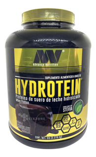 Hydrotein 100% Whey Chocolate 5 Lbs Advance Nutrition.