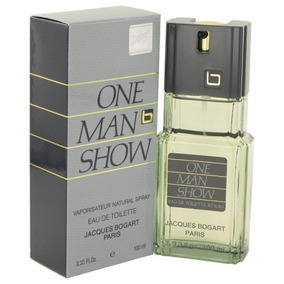 Perfume One Man Show Edt 100ml Jacques Bogart Original