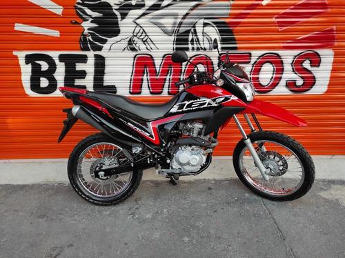 Imagem 1 de 7 de Honda Nxr 160 Bros Esdd 2020 Bel Motos
