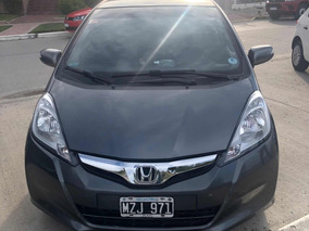 Honda Fit 1.5 Ex-l At 120cv 2013