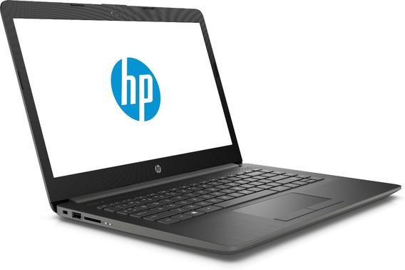 Laptop Hp 14-ck0007la 14 Celeron 8gb 1tb Win10h Gris Nueva