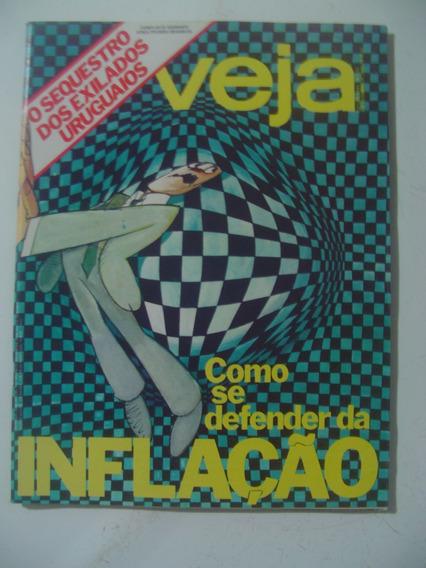 Revista Veja 535 Superman Juca De Oliveira Luiz Gregorio1978