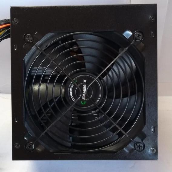 Fonte Gamer 500w Model Atx585w