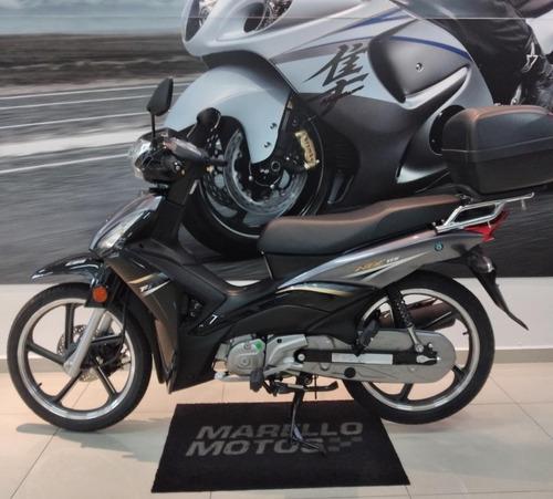 Haojue Nex 115 | 0km 2021/2022 | 5