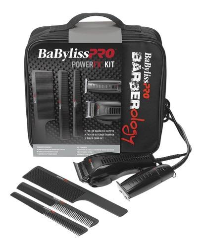 Imagen 1 de 4 de Combo Babylisspro Power Fx Barber Kit. Bcbkes.