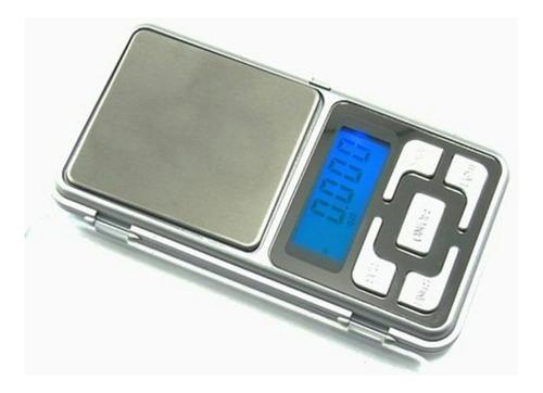 Balanza De Precision De 0.1gr A 500 Gramos Portable Con Tapa