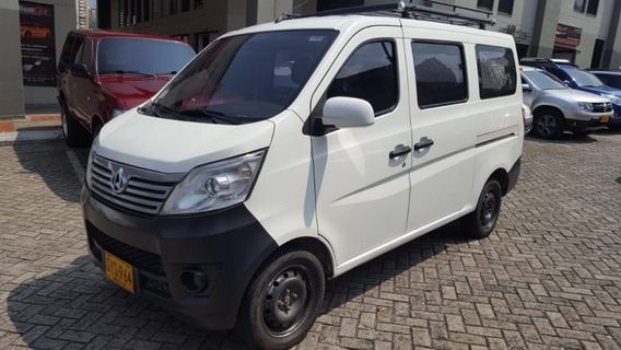 Camioneta Changan Mini Van 7 Puestos Partizular
