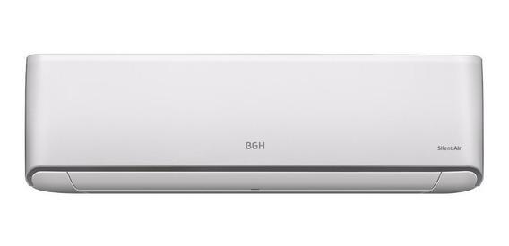 Aire acondicionado BGH Silent Air split inverter frío/calor 6350W blanco BSIH55CP