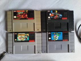 Mario Street Fighter Donkey Kong Mortal Kombat Aladin E +