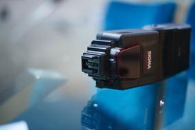 Flash Sigma Ef-610 Ttl Para Sony