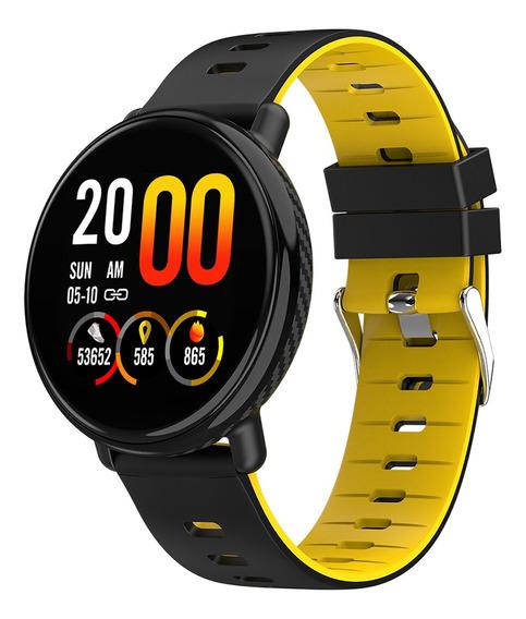 Senbono - Reloj Inteligente (1,30 Pulgadas, Ip68, Impermeabl
