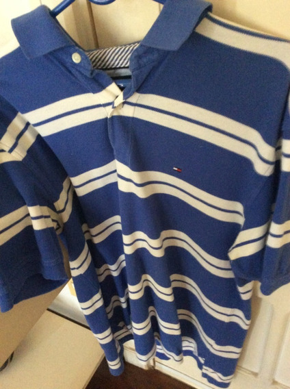 Lote 2 Camisa Polo Tommy - Original - Large