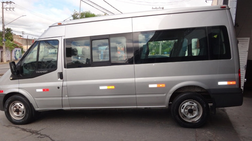 Ford Transit 350l Bus 14 Lugares Ano 2010