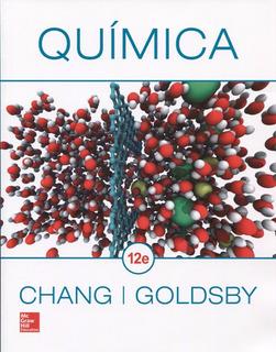 Chang Golsby Química 12º/2017 Nuevo Envíos Todo País Oport!!