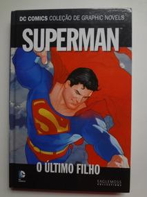 Gibi Dc Comics Superman O Último Filho Vol. 3