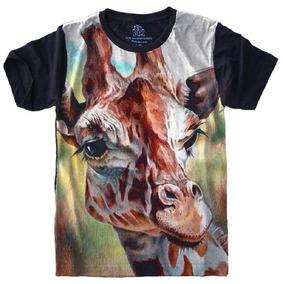 9ebdc78e86 Blusa De Girafa Feminina - Calçados