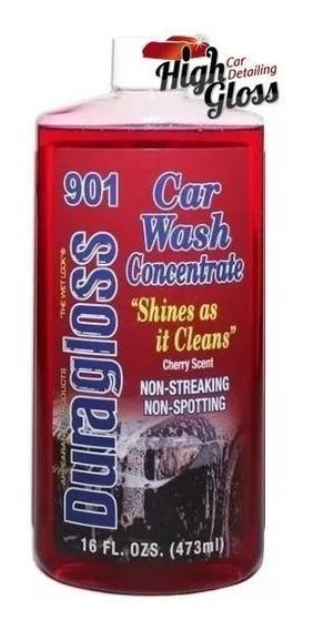 Duragloss Car Wash Concentrate 901 473ml Shampoo Neutro