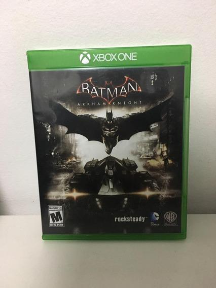 Jogo Xbox One Batman Arkham Knight - Usado - Mídia Física