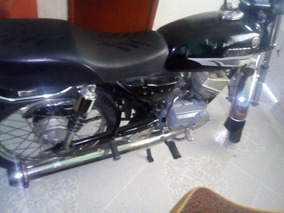 Yamaha Rx 100 Negra