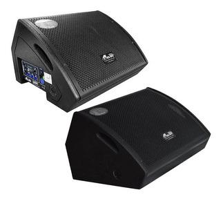Combo 2 Monitor Gbr Activo Poten + Pasivo Array900 1000w