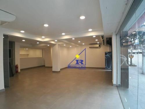 Salão Para Alugar, 90 M² Por R$ 18.000/mês - Tatuapé - São Paulo/sp - Sl0307