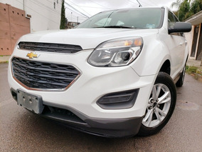 Chevrolet Equinox Ls At 2017 Autos Puebla