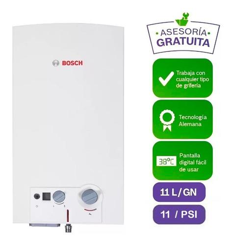 Bosch Terma A Gas Gn Compact 2 11 Lt.+ Kit