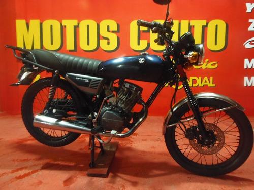 Zanella Sapucai Retro 125 Baccio Classic 125 = Motos Couto =