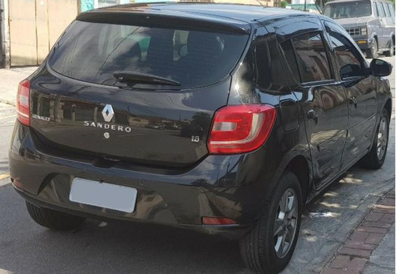 Renault Sandero 1.6 Avantage Hi-power 5p 2017