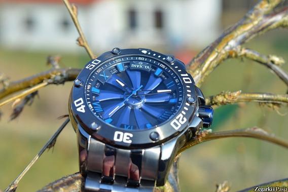 Relógio Invicta Speedway 25851 Automático Original Azul