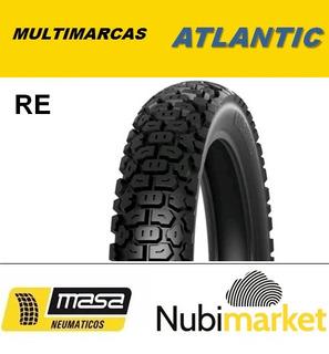 Cubiertas Motos Atlantic 2.75-21 Atla-39-re 6pr Nubimarket