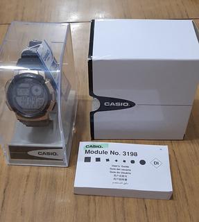 Reloj Casio Deportivo Hombre Modelo 3198