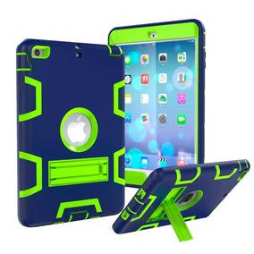 Capa Case Infantil Anti Shock Prof. Apple iPad Mini 1 2 3