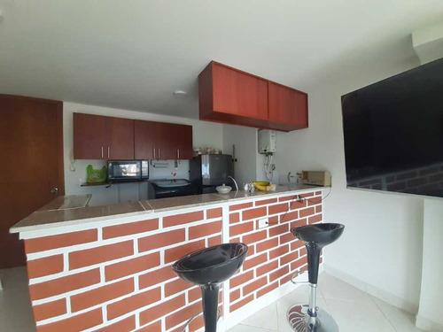 Imagen 1 de 14 de Apartamento Amoblado La Floresta
