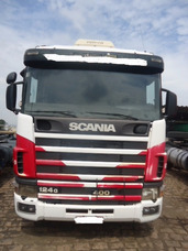 Scania G-400 6x4 Bug-leve Unico Dono Zerado De Mecanica