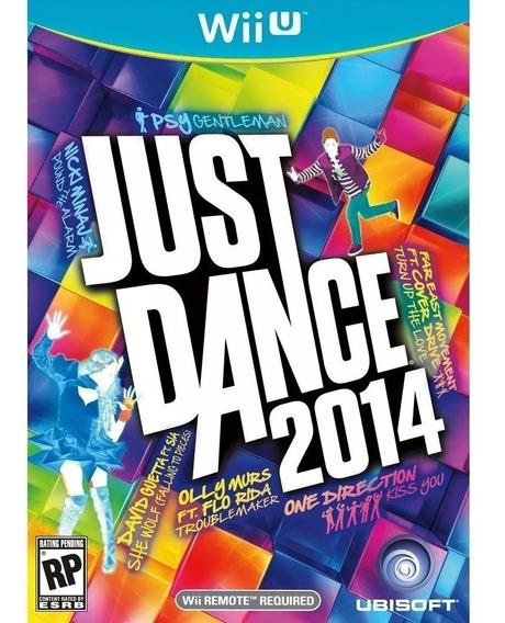 Just Dance 2014 - Wii U - Mídia Física
