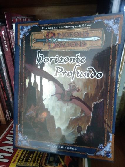 Horizonte Profundo - D&d 3.0 - Aventura