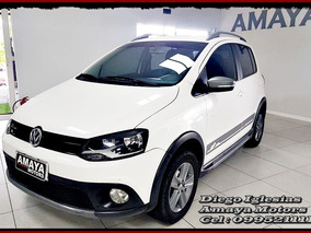 Volkswagen Crossfox 1.6 Extra Full !!! Impecable !! Amaya