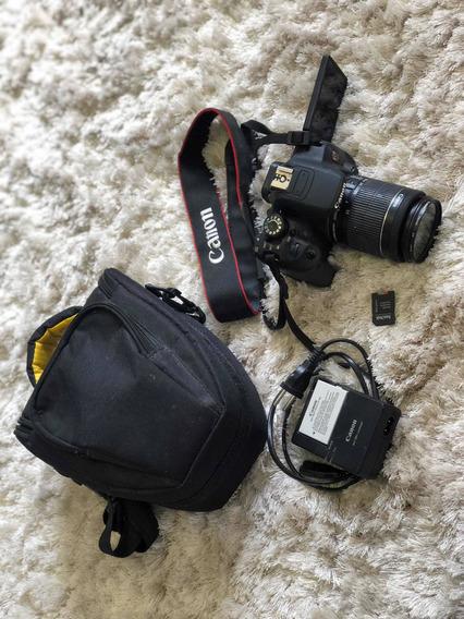 Câmera Cânon Eos Rebel T5i