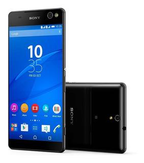 Sony Xperia C5 Ultra Preto Dual, 16gb, 13mp, Leia O Anúncio