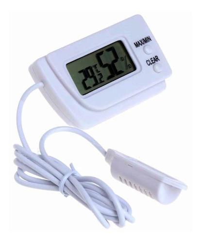 Termohigrometro Termometro Higrometro Digital