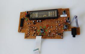 Placa / Painel Frontal - Som Toshiba - Modelo Ms-6235cd