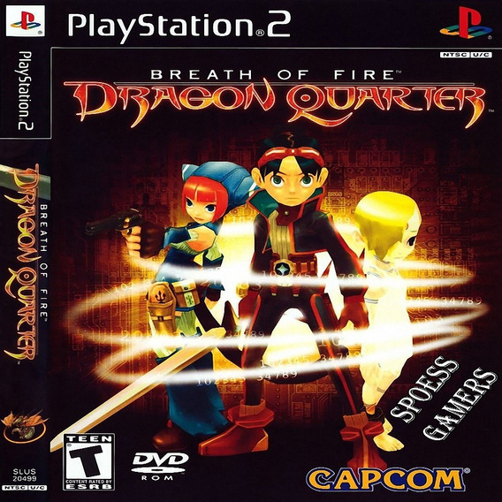 Breath Of Fire Dragon Quarter Ps2 Patch