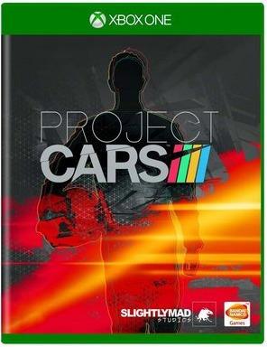 Jogo Project Cars - Xbox One Midia Fisica Lacrado