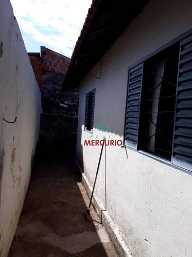 Casa Com 4 Dormitórios À Venda, 142 M² Por R$ 220.000,00 - Conjunto Habitacional Engenheiro Otávio Rasi - Bauru/sp - Ca2538