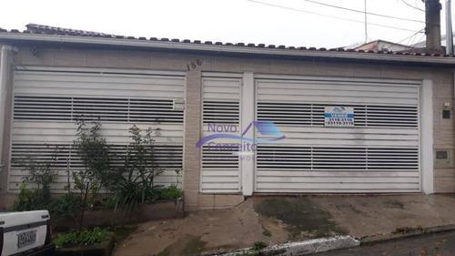 Casa Com 3 Dormitórios À Venda, 150 M² Por R$ 450.000,00 - Jardim Jurema - São Paulo/sp - Ca0079