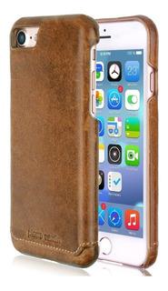 iPhone 7 / 8 Funda 100% Piel Pierre Cardin Original