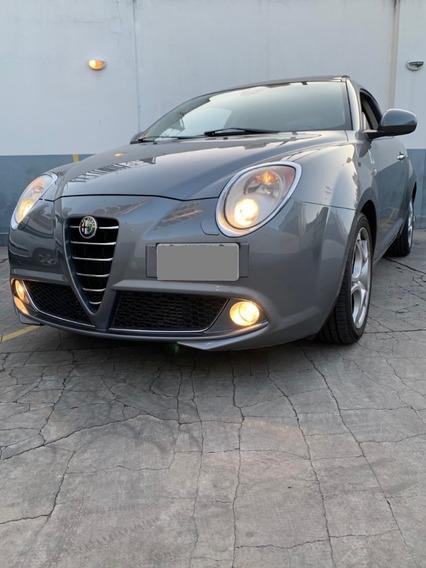 Alfa Romeo Mito Distinctive 155 Cv Techo Y Cuero